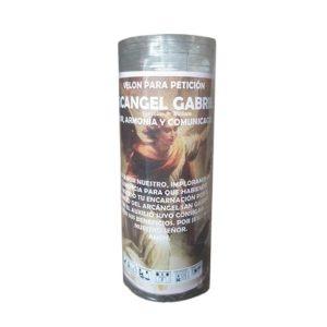 Velón de oración Arcángel Gabriel