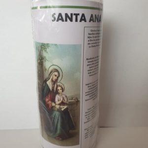 Velón de oración Santa Ana