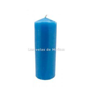 Velón Azul claro