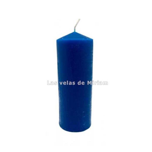 Velón Azul oscuro