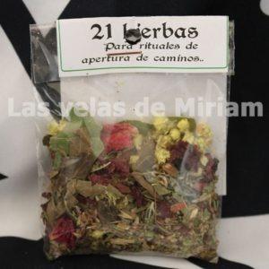 21 Hierbas