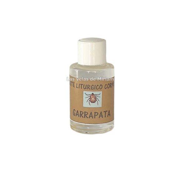 Aceite Garrapata