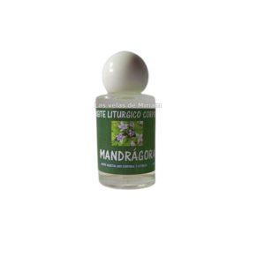 Aceite Mandrágora