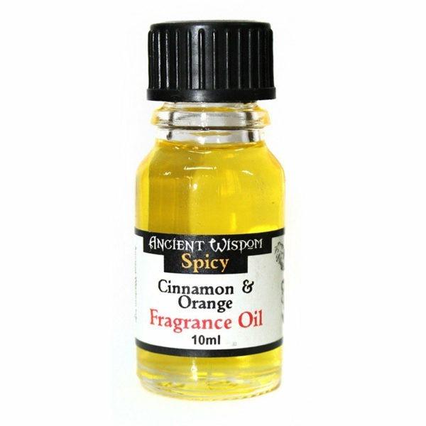 Aceite de fragancia Canela y Naranja 10ml
