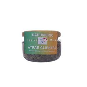 Sahumerio Atrae Clientes