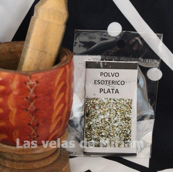 Polvo Esotérico Plata