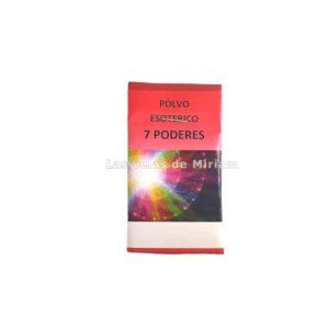 Polvo Esotérico 7 Poderes