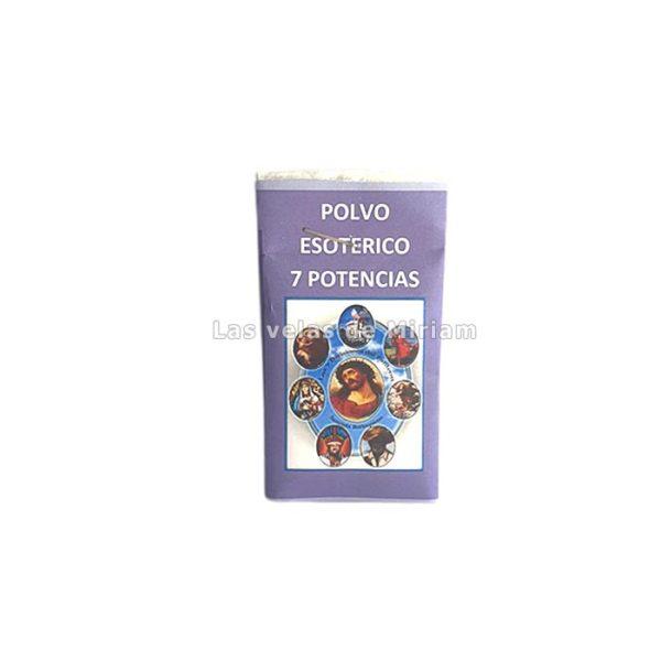 Polvo Esotérico 7 Potencias