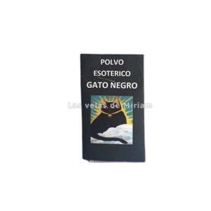 Polvo Esotérico Gato Negro