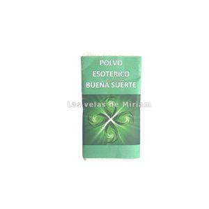 Polvo Esotérico Buena Suerte
