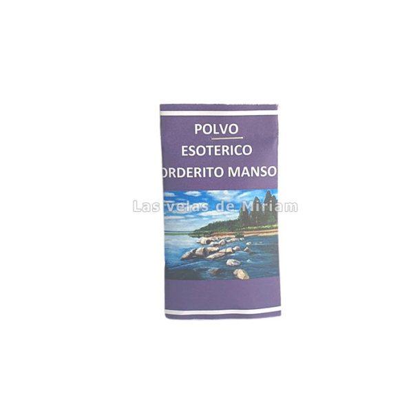 Polvo Esotérico Corderito Manso