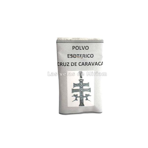 Polvo Esotérico Cruz De Caravaca