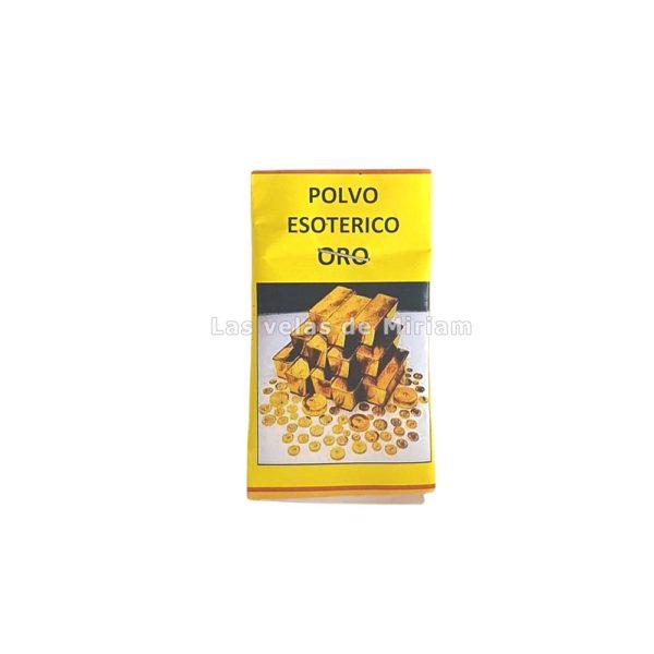 Polvo Esotérico Oro