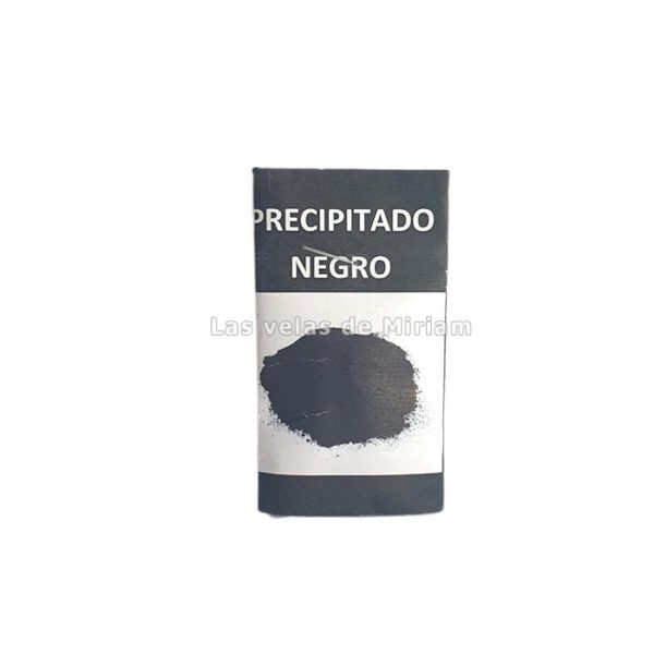 Polvo Esotérico Precipitado Negro