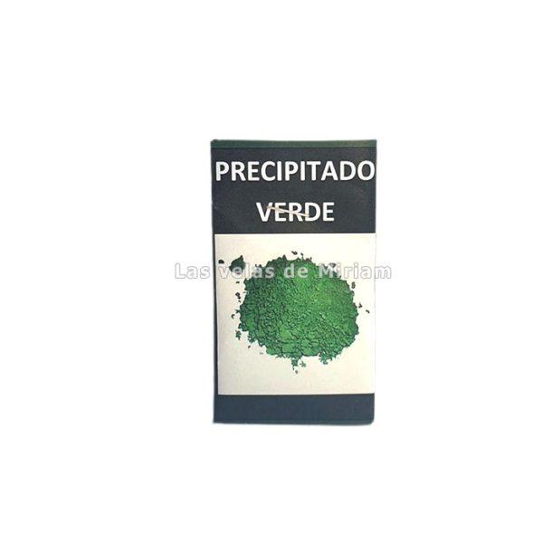 Polvo Esotérico Precipitado Verde