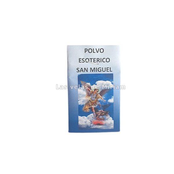 Polvo Esotérico San Miguel