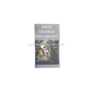 Polvo Esotérico Santa Muerte