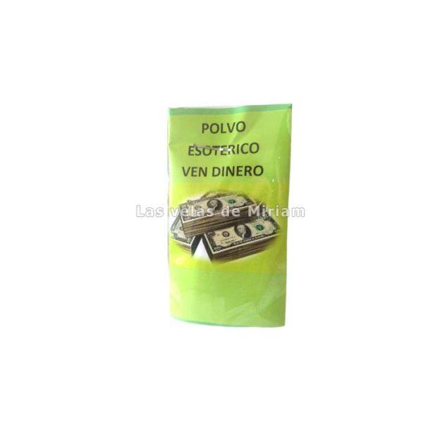 Polvo Esotérico Ven Dinero