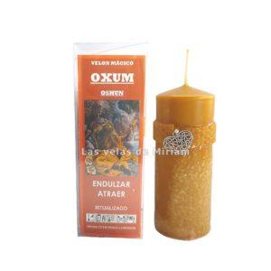 Velón preparado Oxum