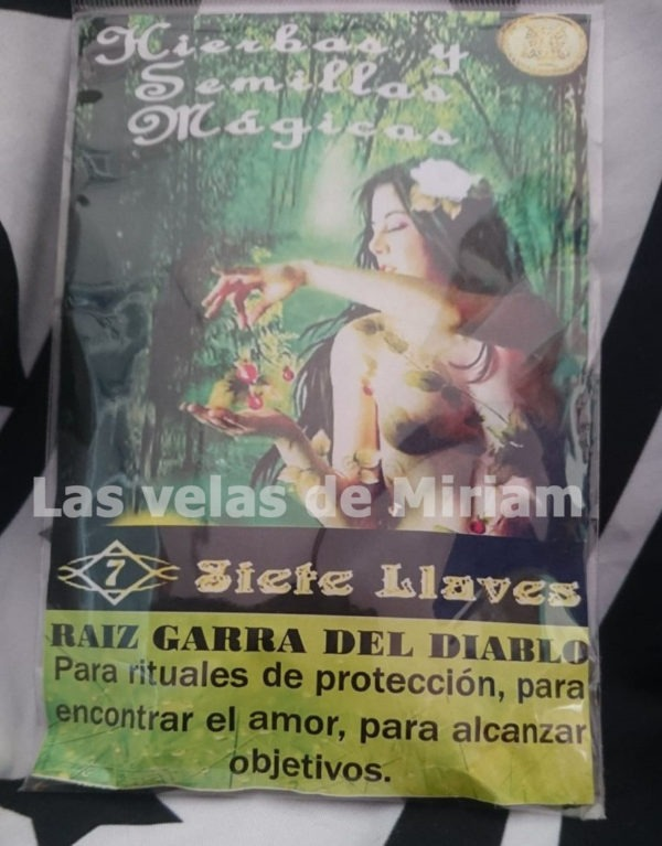 Raíz Garra Del Diablo
