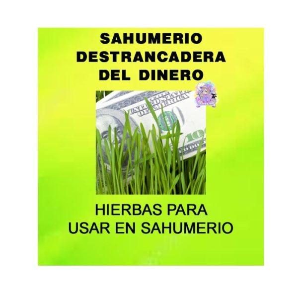 Sahumerio Destrancadera Del Dinero