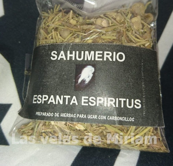 Sahumerio Espanta Espiritus