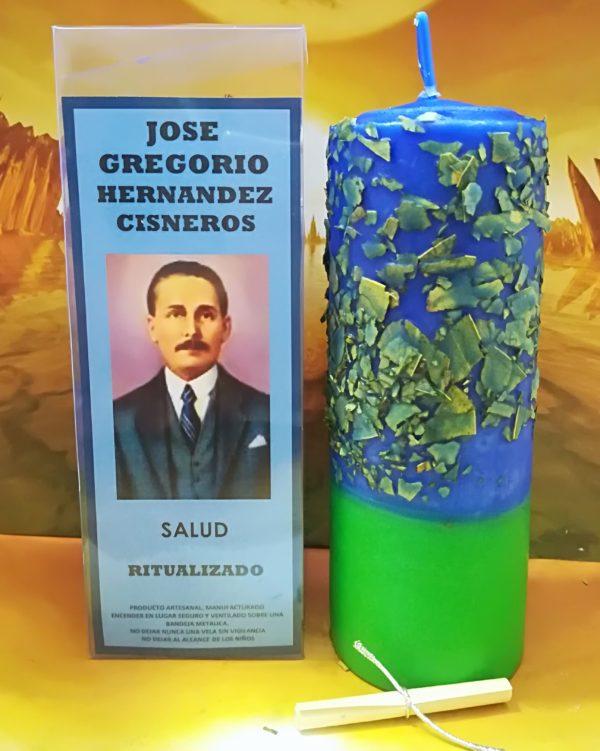 Velón Preparado José Gregorio Hernández
