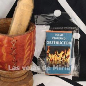 Polvo Esotérico Destructor