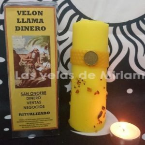 Velón Preparado San Onofre