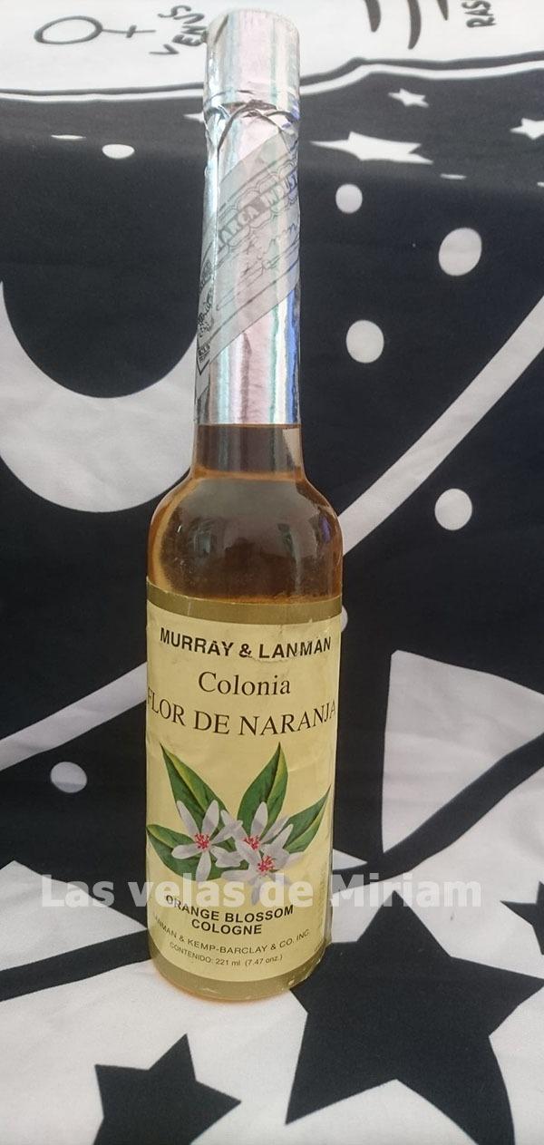 Agua flor de naranjo Murray (c'est si bon)