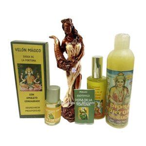 Poderoso Ritual Diosa Fortuna
