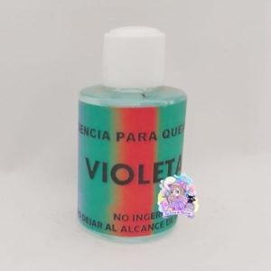 Esencia de Violeta