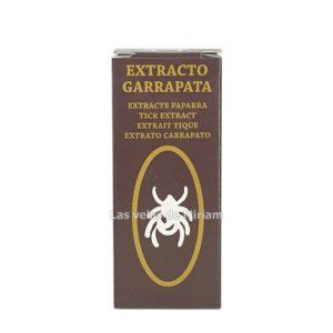 Extracto Garrapata