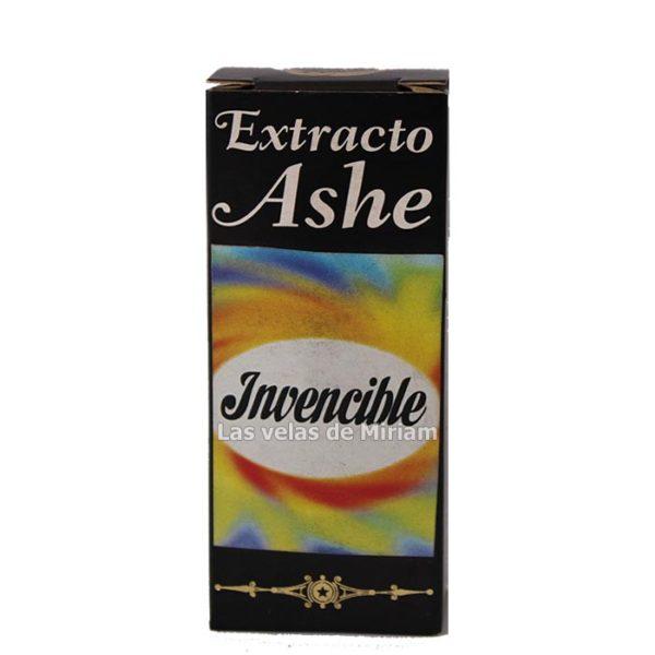 Extracto Ashé invencible