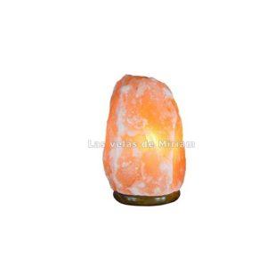Lámpara Sal Del Himalaya 2 - 3 Kg