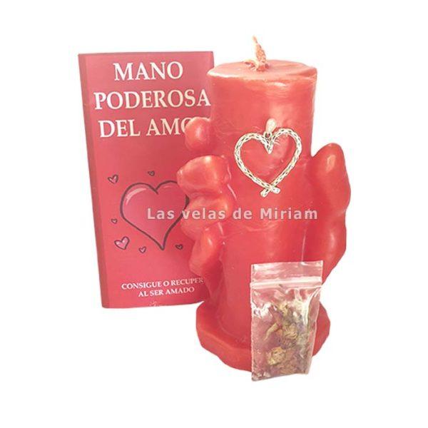 Ritual mano poderosa del amor