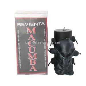 Ritual Revienta Macumba
