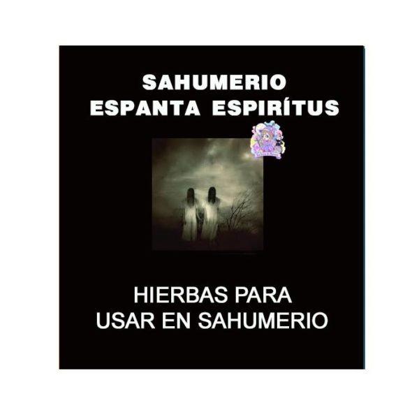 Sahumerio Espanta Espíritus