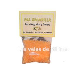 Sal Amarilla