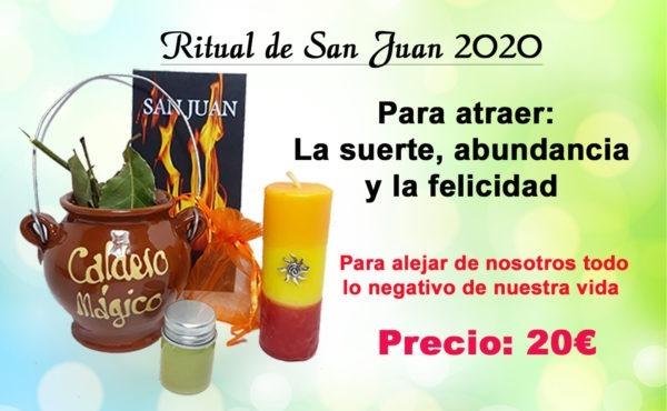 Ritual de San Juan 2020