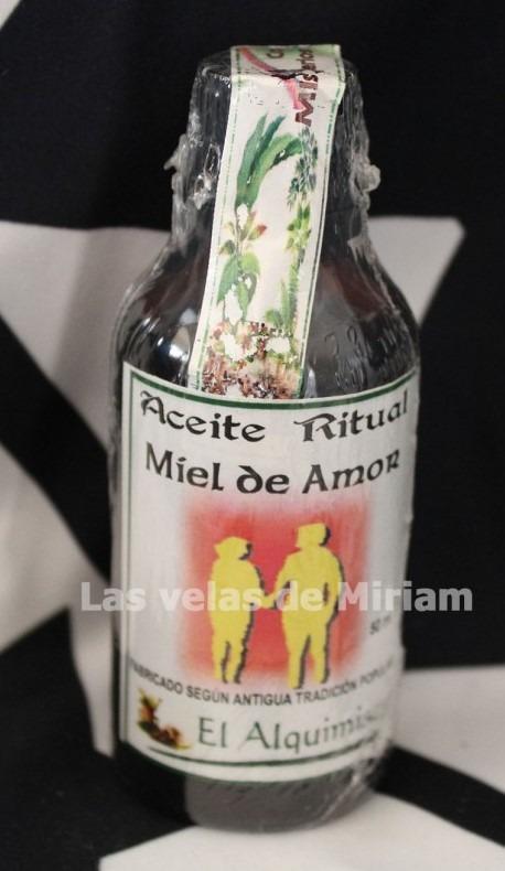 Aceite miel de amor