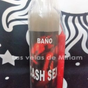 Baño jabonoso sexy cash
