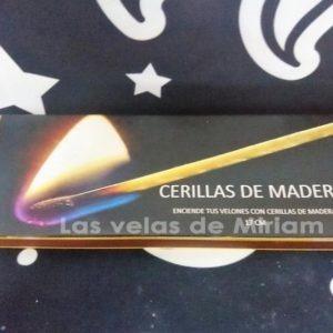Cerillas Grandes De Madera