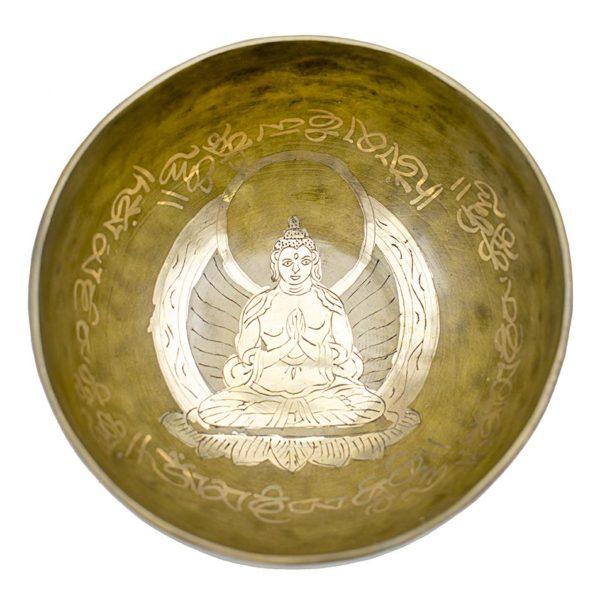 Cuenco Tibetano 7 metales