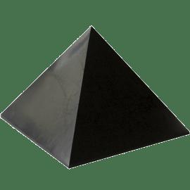 Pirámide de shungit