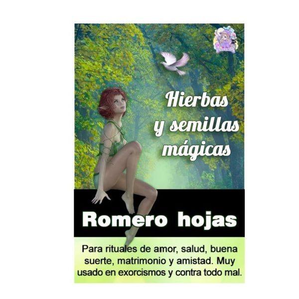 Romero en Hojas