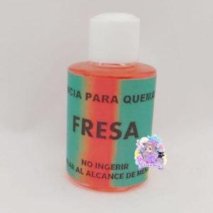 Esencia de Fresa