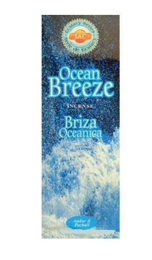 Incienso Brisa oceánica. 120 varillas