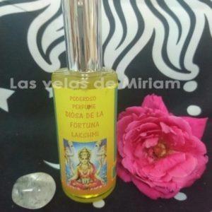 Poderoso Perfume Diosa Fortuna
