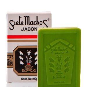 Jabón 7 Machos